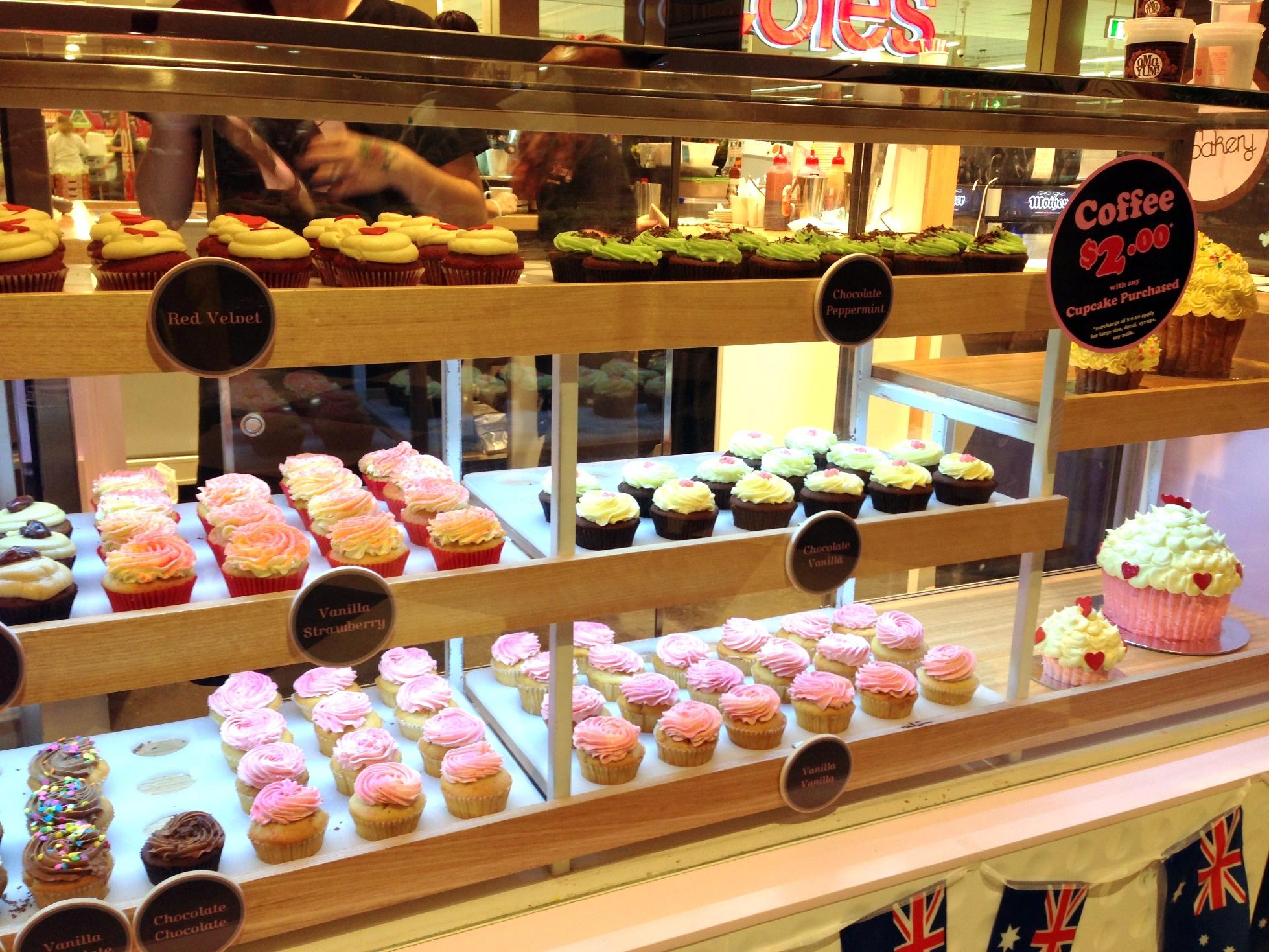 Cupcake factory melbourne