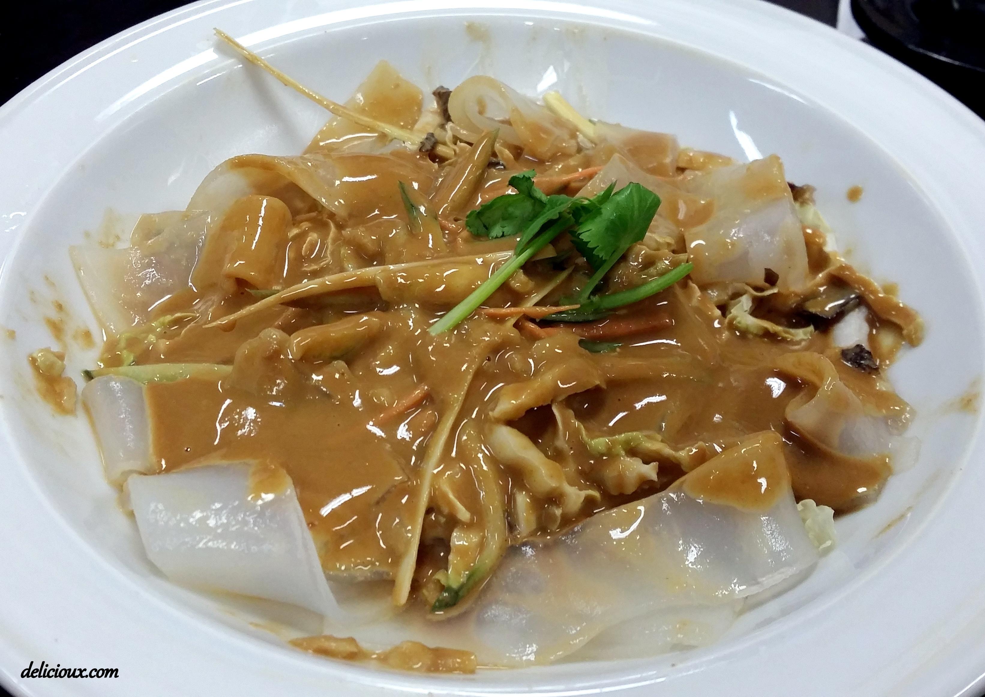 Tofu Skin Noodles Recipes — Dishmaps